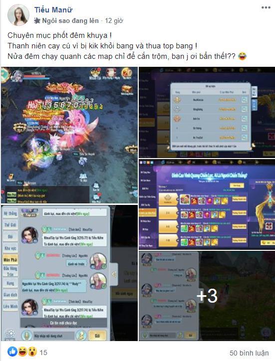 Leo TOP Trending chỉ sau 24h, Ảnh Kiếm 3D dùng cái chất nhập vai trọn vẹn để chinh phục cộng đồng game thủ Việt như thế nào? - Ảnh 19.