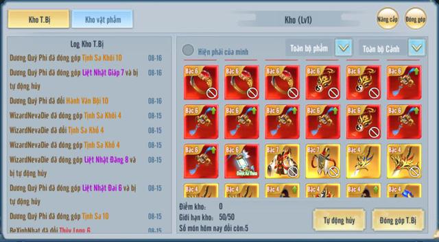 Ảnh Kiếm 3D: Kinh nghiệm đi Bí Cảnh Côn Lôn và cách tăng lực chiến giai đoạn đầu cho gamer ít nạp - Ảnh 13.