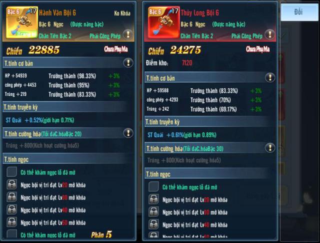 Ảnh Kiếm 3D: Kinh nghiệm đi Bí Cảnh Côn Lôn và cách tăng lực chiến giai đoạn đầu cho gamer ít nạp - Ảnh 14.