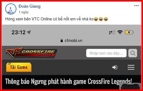Game thủ CrossFire Legends cầu cứu NPH khác nhưng chỉ nhận câu trả lời vô thưởng vô phạt - Ảnh 3.