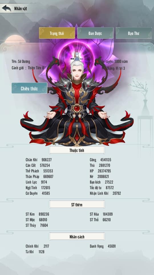 Hết hồn trước pha cosplay thánh phồng Saitama trong Mộng Ảo Tu Tiên: 900k Chân Khí, đấm phát bay màu, ai địch nổi? - Ảnh 2.