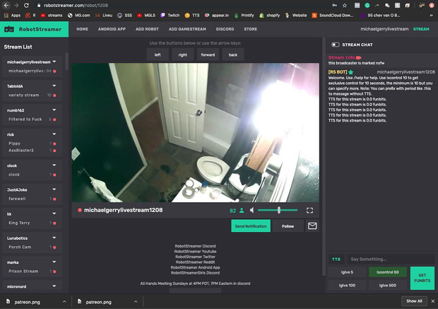 Livestream cuộc sống trong một năm, có cả cảnh vệ sinh lẫn khi quan hệ, nam streamer khiến tất cả bất ngờ vì mục đích thực hiện - Ảnh 4.