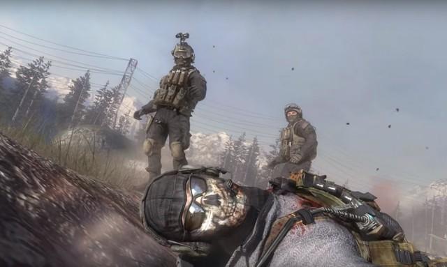 [Cũ mà hay] Hàng nghìn game thủ đã từng uất ức, nghẹn ngào vì cảnh game Call of Duty huyền thoại này - Ảnh 1.