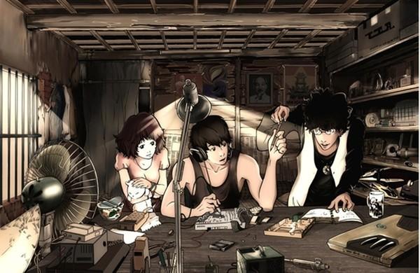 Suy nghĩ cốt truyện manga là vô cùng quan trọng