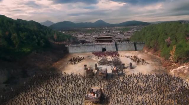 Top 4 trận đồ sát kinh hoàng nhất trong phim chưởng Kim Dung - Ảnh 6.