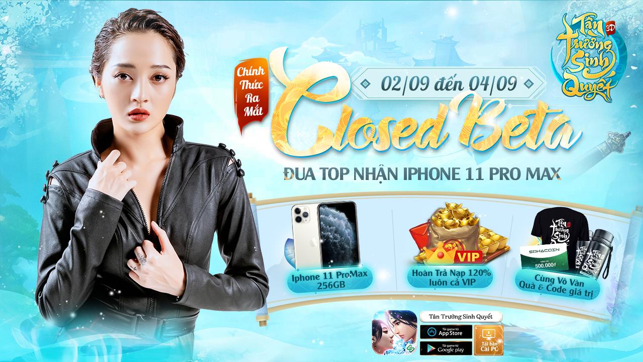 Tân Trường Sinh Quyết chính thức Closed Beta 2/9: Game online HOÀN TRẢ VIP đầu tiên và duy nhất trong lịch sử - Ảnh 6.