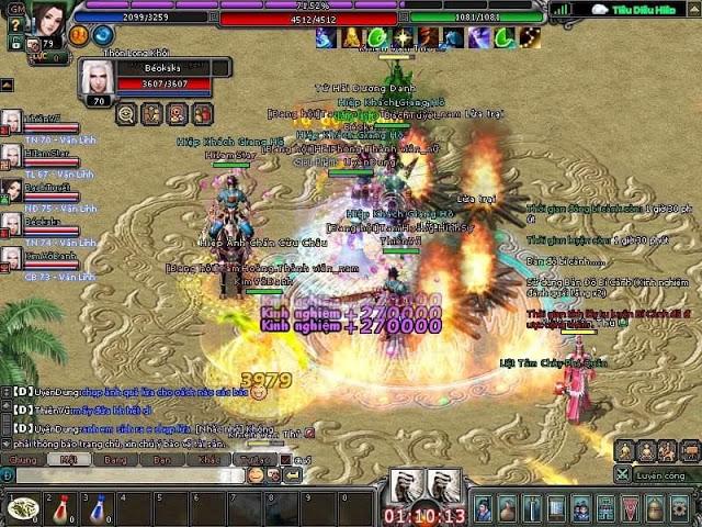 6 lý do khiến Tân Trường Sinh Quyết trở thành bom tấn vượt tầm MMORPG thông thường - Ảnh 1.