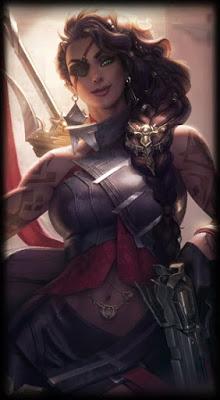 Lộ diện bộ kỹ năng của tướng mới Samira: Xạ thủ có lối chơi khô máu nhất LMHT, Yasuo phiên bản nữ - Ảnh 1.