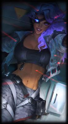 Lộ diện bộ kỹ năng của tướng mới Samira: Xạ thủ có lối chơi khô máu nhất LMHT, Yasuo phiên bản nữ - Ảnh 9.