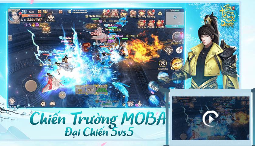 Tân Trường Sinh Quyết chính thức Closed Beta 2/9: Game online HOÀN TRẢ VIP đầu tiên và duy nhất trong lịch sử - Ảnh 7.