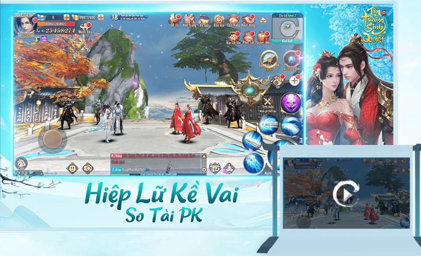 Tân Trường Sinh Quyết chính thức Closed Beta 2/9: Game online HOÀN TRẢ VIP đầu tiên và duy nhất trong lịch sử - Ảnh 9.