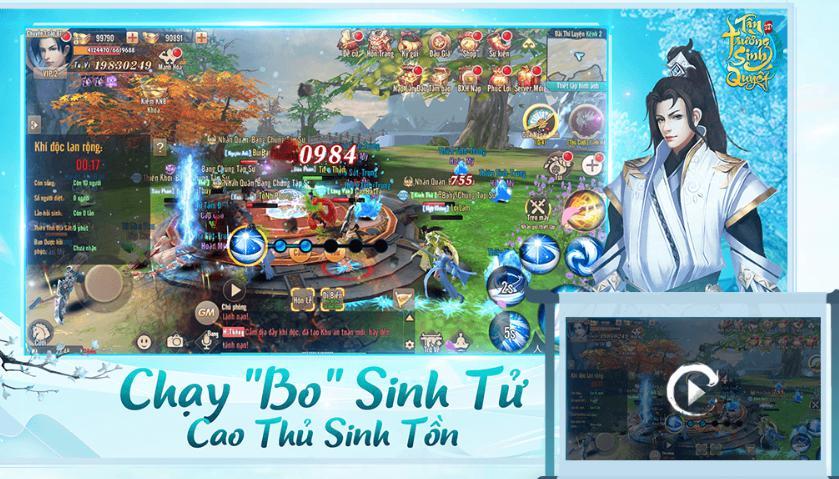 Tân Trường Sinh Quyết chính thức Closed Beta 2/9: Game online HOÀN TRẢ VIP đầu tiên và duy nhất trong lịch sử - Ảnh 8.