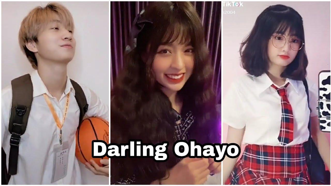 """Trào lưu """"Darling Ohayo"""" nổi rần rần trên Tiktok khiến fan Zero Two dậy sóng: """"Biến tướng"""" trầm trọng, đã có phiên bản """"Daddy Ohayo"""""""