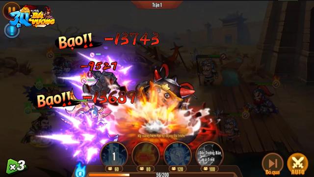 Chỉ từ chi tiết nhỏ xíu cũng biến 3Q Bá Vương trở thành tựa game Tam Quốc độc nhất vô nhị, trước sau không có đối thủ sánh bằng! - Ảnh 4.