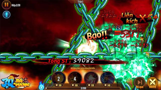 Chỉ từ chi tiết nhỏ xíu cũng biến 3Q Bá Vương trở thành tựa game Tam Quốc độc nhất vô nhị, trước sau không có đối thủ sánh bằng! - Ảnh 2.