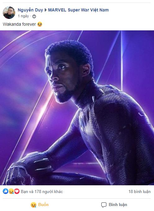Người chơi tái hiện đại chiến Civil War trong game, tất cả lại càng xót thương cho Black Panther Chadwick Boseman - Ảnh 2.