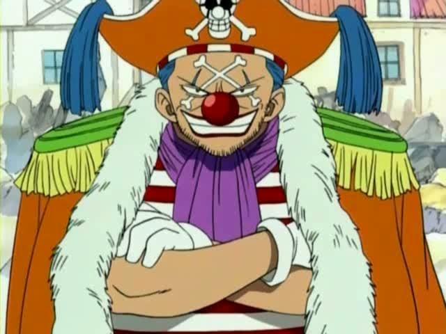 One Piece: Hình ảnh Shanks và Buggy nép người bên cạnh Vua Hải Tặc đã được lên sóng anime khiến fan thích thú - Ảnh 3.