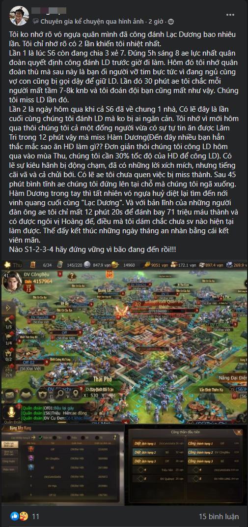 """Giang Sơn Mỹ Nhân: Sau nhiều lần công thành """"hụt"""", Đại Việt đã lập kỉ lục chiếm Lạc Dương, lên ngôi Hoàng Đế - Ảnh 2."""
