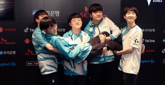 Damwon Gaming Nuguri nóng lòng phá kỷ lục hiệu số +29 của SKT T1 đã từng thiết lập - Ảnh 6.