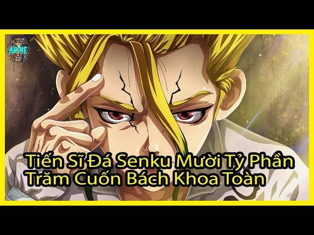 Dr. Stone: Thông minh tuyệt đỉnh, Senku Ishigami chính là chàng trai vàng trong làng nghiên cứu khoa học - Ảnh 1.