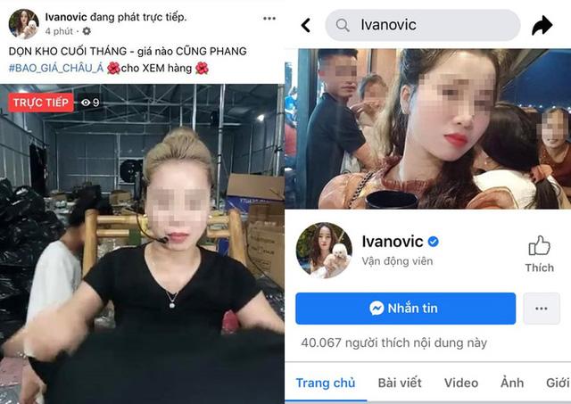 Khổ như Ivanovic, vừa khoe lấy lại được Facebook, hôm sau đã tiếp tục thấy hacker Việt nhả nhớt: Biết hack nhưng không biết cách trả - Ảnh 1.