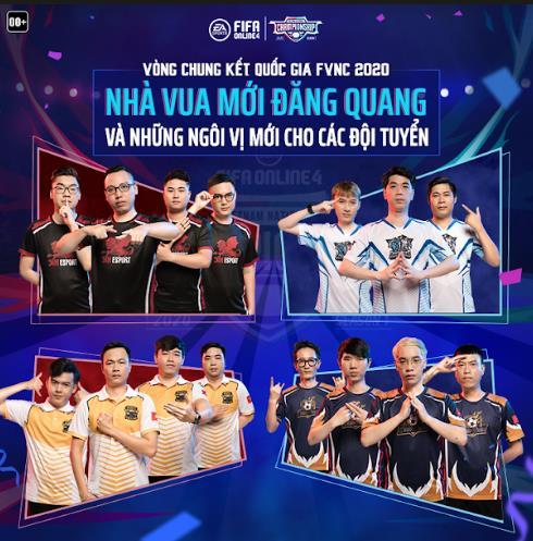 VCK Quốc Gia FVNC 2020: Mùa giải của những pha lội ngược dòng bất ngờ - Ảnh 1.
