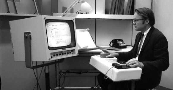 Cha đẻ của chuột máy tính vừa qua đời ở tuổi 91 - Ảnh 2.