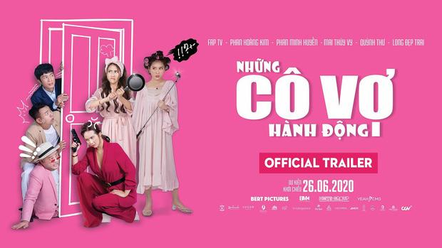 Phòng vé Việt tháng 8 đủ vị từ phim kinh dị nặng đô tới tình cảm hài hước - Ảnh 5.