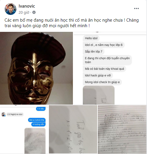 Khổ như Ivanovic, vừa khoe lấy lại được Facebook, hôm sau đã tiếp tục thấy hacker Việt nhả nhớt: Biết hack nhưng không biết cách trả - Ảnh 5.