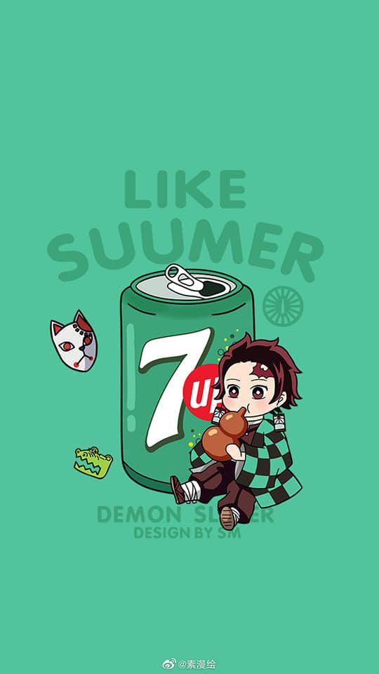 Khi dàn nhân vật Kimetsu no Yaiba trở thành cảm hứng cho thức uống ngày hè, bạn sẽ gọi món nào? - Ảnh 1.