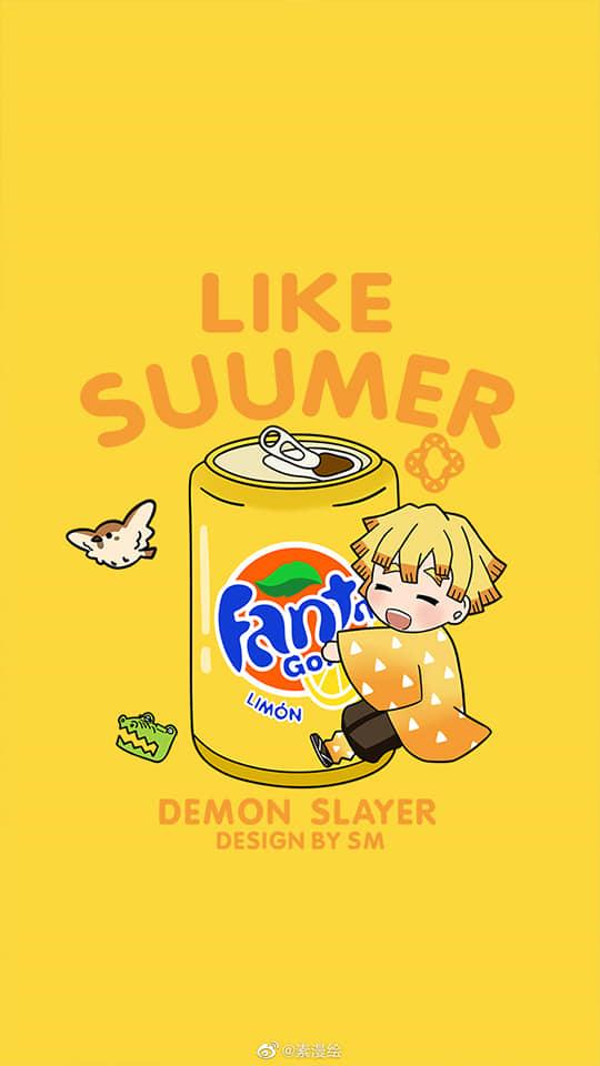 Khi dàn nhân vật Kimetsu no Yaiba trở thành cảm hứng cho thức uống ngày hè, bạn sẽ gọi món nào? - Ảnh 6.