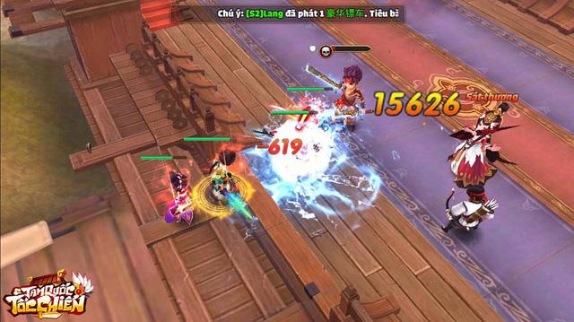 Đồ họa đẹp, gameplay đột phá và một cô admin dễ thương đính kèm: 3 yếu tố đã giúp Tam Quốc Tốc Chiến hút hồn các fan cuồng chiến thuật - Ảnh 7.