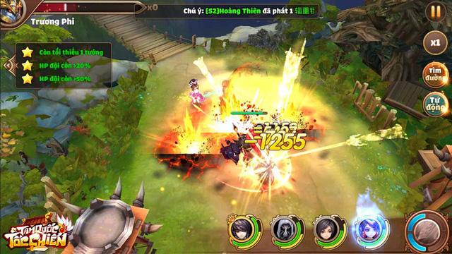 Đồ họa đẹp, gameplay đột phá và một cô admin dễ thương đính kèm: 3 yếu tố đã giúp Tam Quốc Tốc Chiến hút hồn các fan cuồng chiến thuật - Ảnh 8.