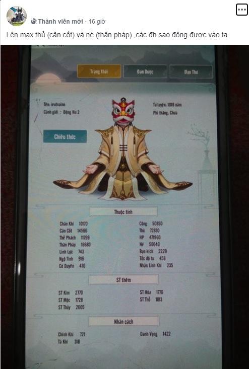 Đem đến nhiều chỉ số đặc biệt, Mộng Ảo Tu Tiên cho phép người chơi thỏa sức biến hóa nhân vật theo cách riêng nhất - Ảnh 6.
