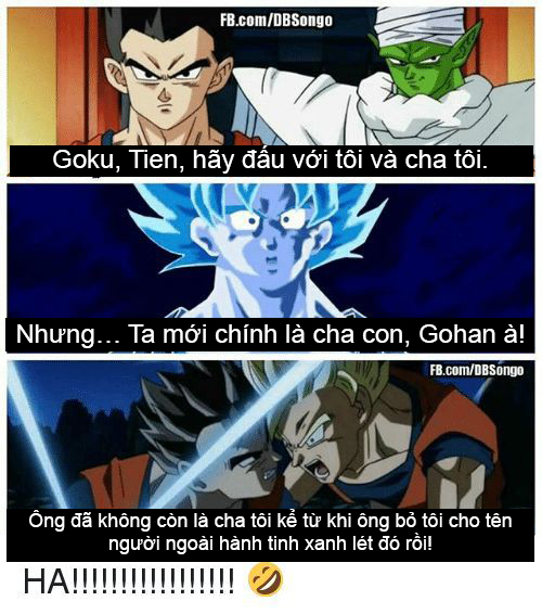 Xả stress ngày mưa với loạt ảnh hài khó đỡ minh chứng Goku không phải là người cha tốt - Ảnh 8.