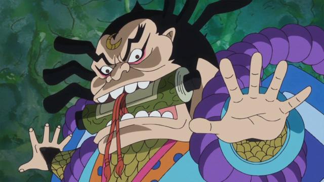 One Piecee: Sức mạnh nổi bật của các Cửu Hồng Bao- những kẻ liều lĩnh dám đánh hội đồng Tứ Hoàng Kaido - Ảnh 3.
