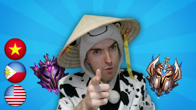 Rank Việt khốn khổ vì Cowsep, trẻ trâu học lối chơi Master Yi Thần Kiếm và cái kết siêu feed - Ảnh 3.