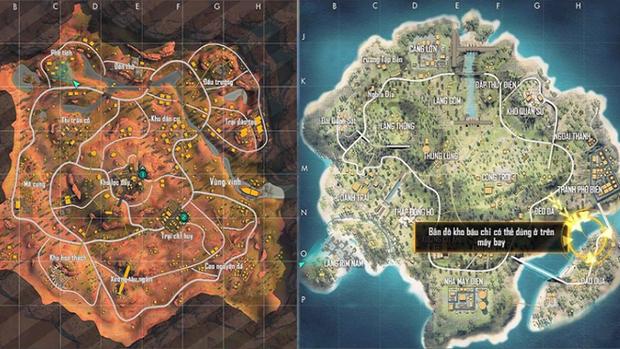 Đi tìm nguyên nhân vì sao Đảo Sa Mạc luôn bị người chơi Free Fire ghét bỏ? - Ảnh 2.