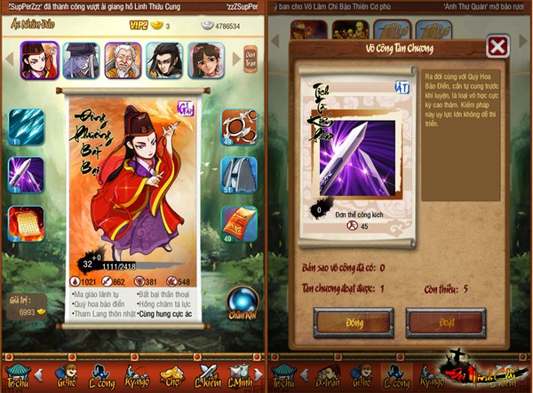 Quên thảm họa Sử Hộ Vương đi, đây mới là 3 tựa game đấu tướng chuẩn Made in Vietnam đáng tự hào nhất - Ảnh 5.