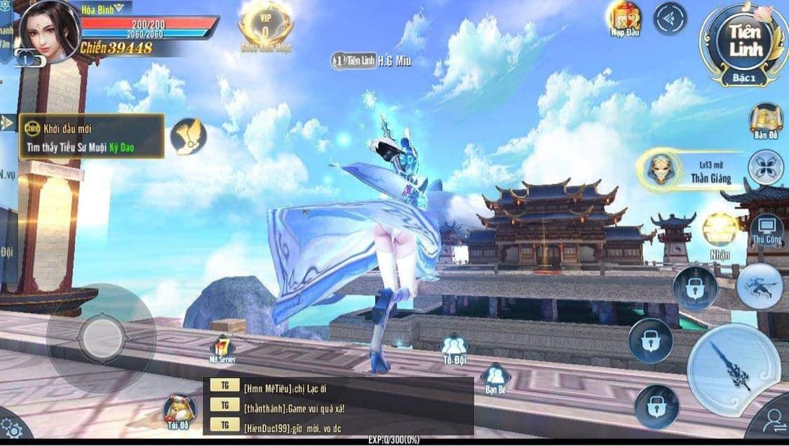 Vô tình rơi góc lag, nữ game thủ Ảnh Kiếm 3D khiến cả server nháo nhào vì góc quay xịt máu mũi - Ảnh 3.