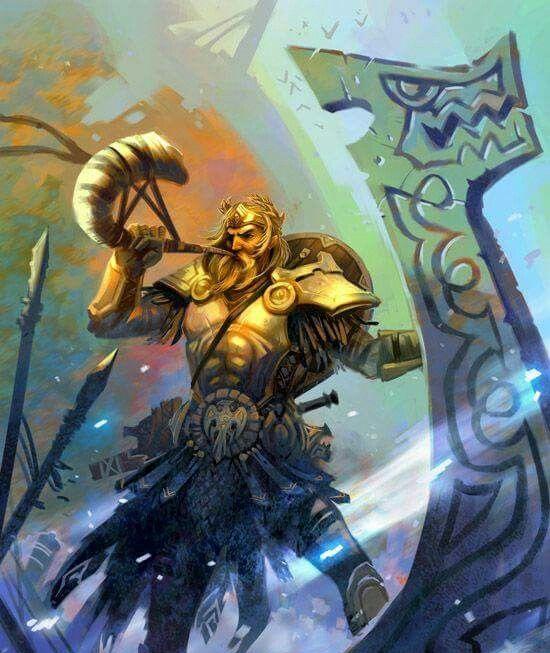 Ngoài Mjolnir của Thor, thần thoại Bắc Âu còn những món vũ khí hùng mạnh nào? - Ảnh 7.