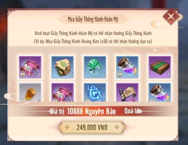Perfect World VNG: Thu thập hàng loạt vật phẩm giá trị thông qua tính năng mới - Ảnh 5.