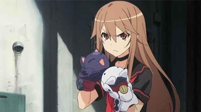 Loạt vũ khí lố bịch nhất từng xuất hiện trong anime: Khi ngực khủng cũng có sát thương cao! - Ảnh 3.
