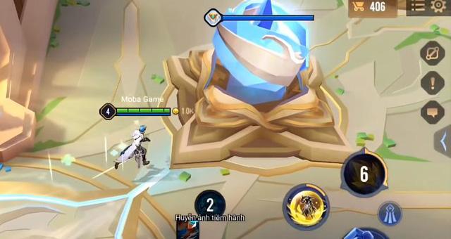 Liên Quân Mobile trình làng bản đồ siêu góc cạnh nhưng tính năng độc đáo đi kèm mới gây tò mò - Ảnh 1.