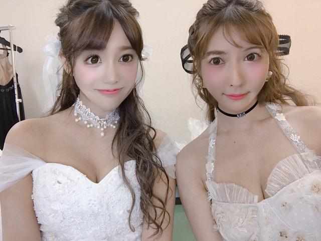 Loạt cặp bạn thân nổi tiếng trong làng AV Nhật Bản: Toàn gái xinh bắt cặp với nhau! - Ảnh 5.