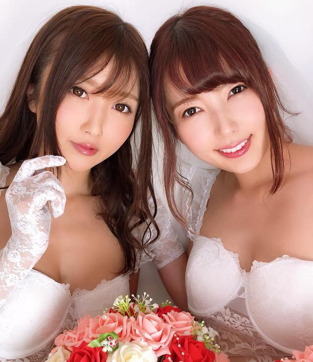 Loạt cặp bạn thân nổi tiếng trong làng AV Nhật Bản: Toàn gái xinh bắt cặp với nhau! - Ảnh 8.