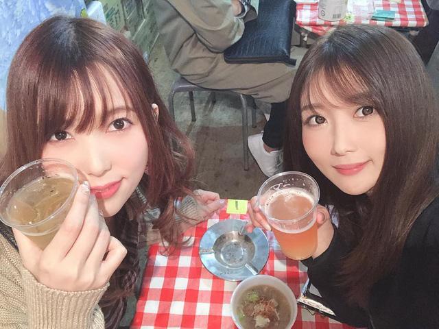 Loạt cặp bạn thân nổi tiếng trong làng AV Nhật Bản: Toàn gái xinh bắt cặp với nhau! - Ảnh 9.