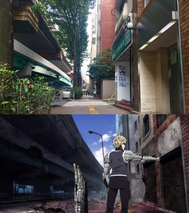 One Punch Man: Ngôi nhà ngoài đời thực của Saitama trông như thế nào? - Ảnh 8.