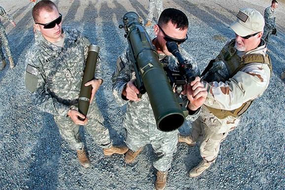 Những khẩu súng chống tăng hiện đại nhất thế giới - Ảnh 3.
