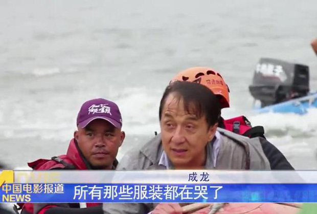 Thành Long gặp tai nạn hậu trường nghiêm trọng, mất tích dưới nước khiến cả ekip lo sốt vó - Ảnh 8.